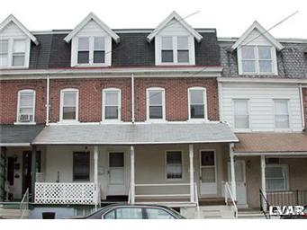 Rental Homes for Rent, ListingId:32206310, location: 738 South Hall Street Allentown 18103