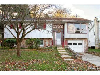 Rental Homes for Rent, ListingId:32263159, location: 818 North Berks Street Allentown 18104