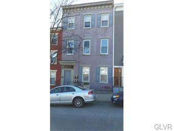 Rental Homes for Rent, ListingId:32262355, location: 118 South 6th Street Easton 18042