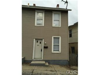Rental Homes for Rent, ListingId:32263263, location: 832 Wyandotte Street Bethlehem 18015