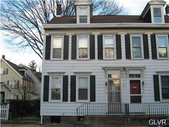 Rental Homes for Rent, ListingId:32308128, location: 327 Porter Street Easton 18042