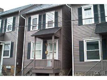 Rental Homes for Rent, ListingId:32354726, location: 51 West Spruce Street Bethlehem 18018