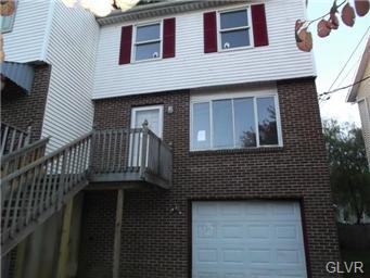 Rental Homes for Rent, ListingId:32367271, location: 1854 Norwood Street Bethlehem 18015
