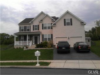 Rental Homes for Rent, ListingId:32404163, location: 1539 Kaitlyn Road Allentown 18103