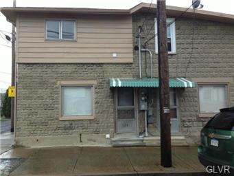 Rental Homes for Rent, ListingId:32459273, location: 126 East 16Th Street Northampton 18067