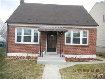 Rental Homes for Rent, ListingId:32507800, location: 878 Jasper Street Allentown 18109