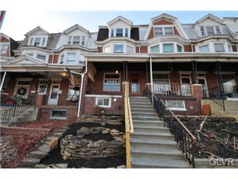 Rental Homes for Rent, ListingId:32534072, location: 1819 .5 West Linden Street Allentown 18104