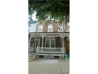 Rental Homes for Rent, ListingId:32555618, location: 232 Ridge Avenue Allentown 18102