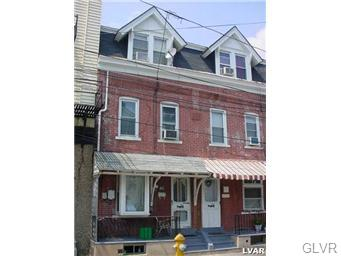 Rental Homes for Rent, ListingId:32564582, location: 199 West Green Street Allentown 18102
