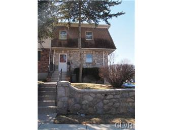 Rental Homes for Rent, ListingId:32593158, location: 626 Greene Court Bethlehem 18015