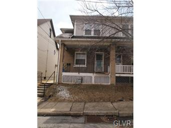 Rental Homes for Rent, ListingId:32593159, location: 243 Nesquehoning Street Easton 18042
