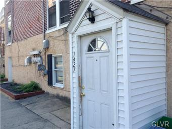 Rental Homes for Rent, ListingId:32593160, location: 1427 West Walnut Street Allentown 18102