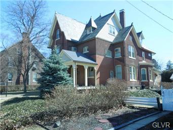 Rental Homes for Rent, ListingId:32592970, location: 210 East Goepp Street Bethlehem 18018