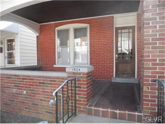 Rental Homes for Rent, ListingId:32712514, location: 1524 Liberty Street Allentown 18102