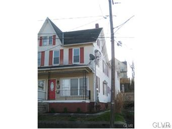 Rental Homes for Rent, ListingId:32782158, location: 457 West Church Street Slatington 18080