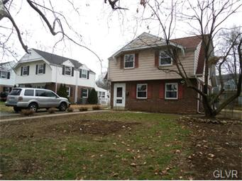 Rental Homes for Rent, ListingId:32789599, location: 920 Buttonwood Street Emmaus 18049