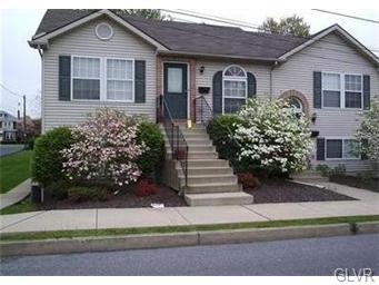 Rental Homes for Rent, ListingId:32804829, location: 2025 West Cedar Street Allentown 18104