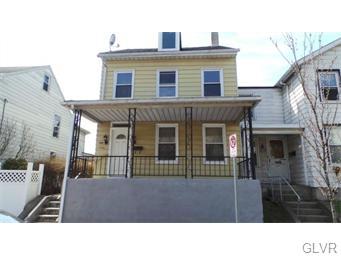 Rental Homes for Rent, ListingId:32804827, location: 1046 Washington Street Easton 18042