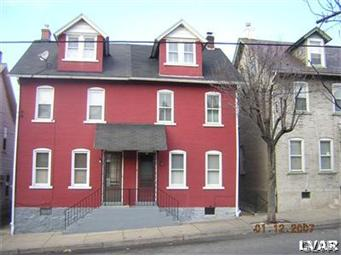 Rental Homes for Rent, ListingId:32813980, location: 715 East 6th Street Bethlehem 18015