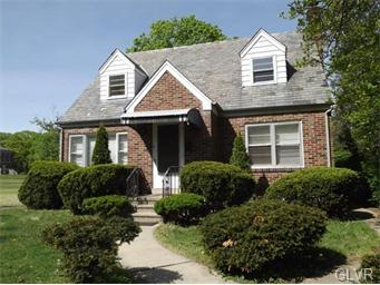 Rental Homes for Rent, ListingId:32834206, location: 602 Randolph Street Allentown 18109