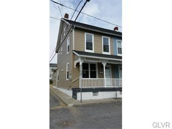 Rental Homes for Rent, ListingId:32879723, location: 725 Crane Street Catasauqua 18032