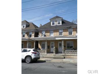 Rental Homes for Rent, ListingId:32902410, location: 1213 Spring Garden Street Easton 18042