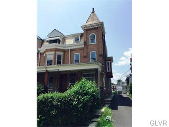 Rental Homes for Rent, ListingId:32907248, location: 220 South 14th Street Allentown 18102