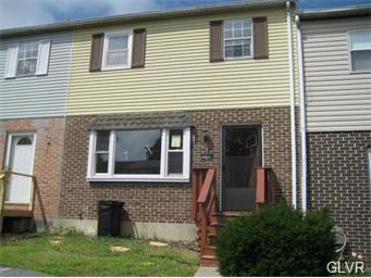 Rental Homes for Rent, ListingId:32917910, location: 1194 Eagle Street Allentown 18106