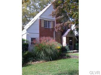Rental Homes for Rent, ListingId:32956890, location: 1016 North 18Th Street Allentown 18104