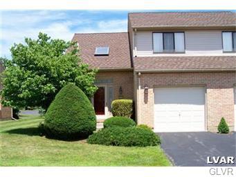 Rental Homes for Rent, ListingId:32956892, location: 3617 Brandford Court Bethlehem Twp 18020