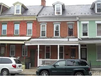 Rental Homes for Rent, ListingId:33007013, location: 30 North 11Th Street Allentown 18101