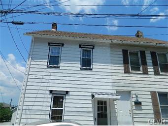 Rental Homes for Rent, ListingId:33025626, location: 923 Sullivan Street Bethlehem 18015