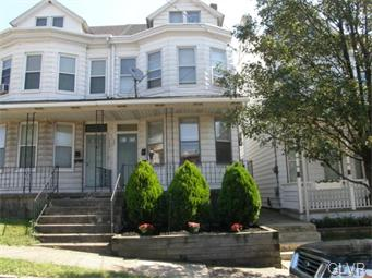Rental Homes for Rent, ListingId:33044861, location: 237 North 11th Street Easton 18042