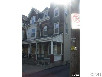Rental Homes for Rent, ListingId:33074676, location: 452 West Tilghman Street Allentown 18102