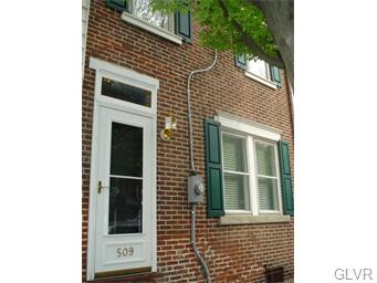 Rental Homes for Rent, ListingId:33099058, location: 509 Cherokee Street Bethlehem 18015