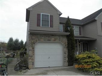 Rental Homes for Rent, ListingId:33125250, location: 1687 Brookstone Drive Alburtis 18011