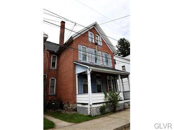 Rental Homes for Rent, ListingId:33147881, location: 32 North 4Th Street Bangor 18013