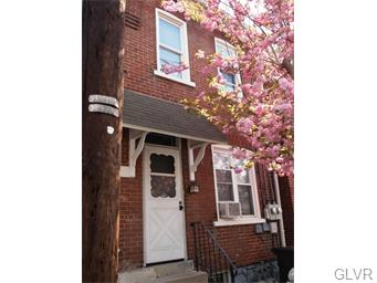 Rental Homes for Rent, ListingId:33152903, location: 706 6Th Street Bethlehem 18015