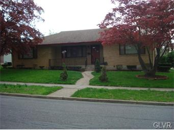 Rental Homes for Rent, ListingId:33197249, location: 2046 West Highland Street Allentown 18104