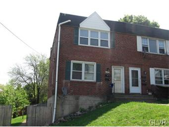 Rental Homes for Rent, ListingId:33205066, location: 121 North 16th Street Easton 18042