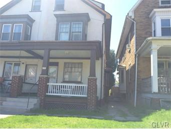 Rental Homes for Rent, ListingId:33205053, location: 515 West Union Boulevard Bethlehem 18018