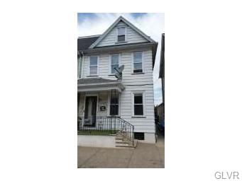 Rental Homes for Rent, ListingId:33320096, location: 1235 Lehigh Street Easton 18042