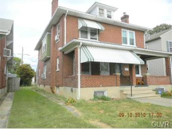 Rental Homes for Rent, ListingId:33378065, location: 913 North 18th Street Allentown 18104