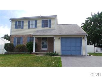 Rental Homes for Rent, ListingId:33378069, location: 841 Willow Drive Catasauqua 18032
