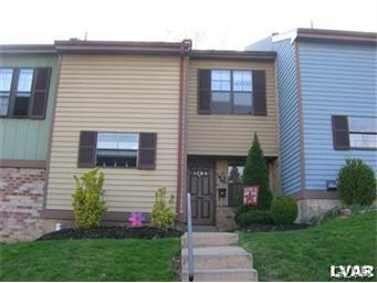 Rental Homes for Rent, ListingId:33396830, location: 1704 Sequoia Court Allentown 18104