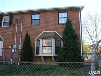 Rental Homes for Rent, ListingId:33404262, location: 1312 Washington Street Easton 18042