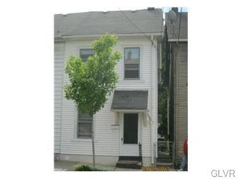 Rental Homes for Rent, ListingId:33414777, location: 626 Ontario Street Bethlehem 18015