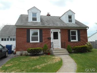 Rental Homes for Rent, ListingId:33421850, location: 4240 Windsor Drive Allentown 18104