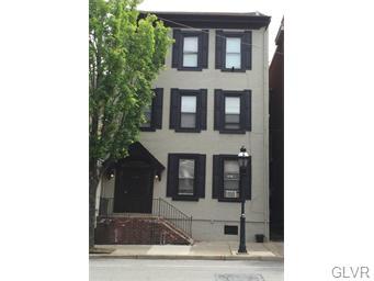 Rental Homes for Rent, ListingId:33421815, location: 636 North New Street Bethlehem 18018