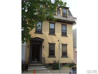 Rental Homes for Rent, ListingId:33444948, location: 326 West Broad Street Bethlehem 18018
